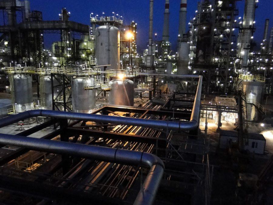 Endüstriyel Tesis Kurulumu
