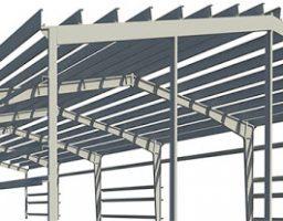 Yapısal Çelik Konstrüksiyon